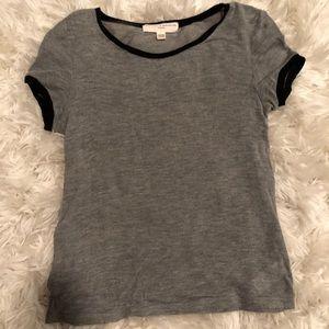 UO Brand basic grey shirt